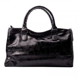 zwarte handtas Ibiza stijl Tastefultas.nl vk met lang hengsel (4)