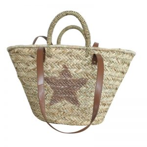 beach-bag-star-brown