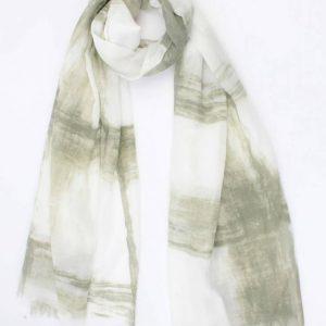 sjaal-vintage-ruit-kakhi-812940